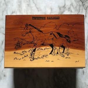 Other - Tweetsie Railroad Jewelry Box